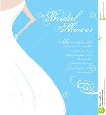 bridal shower invitation stock photos image 9803373