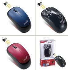 Mouse Wireless Genius Traveler 6000 Genius Traveler 6000 Wireless Mice Revealed