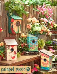 friends birdhouse pole decorative bird house pole pole