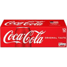 coca cola coke 12 12 fl oz cans walmart com
