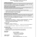 Skill Based Resume Examples by Resume Examples Templates Skills Based Resume Skills For Resume