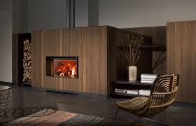 integración del fuego y la arquitectura