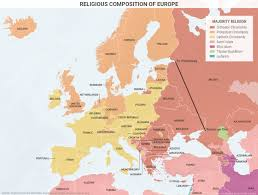 Renaissance Europe Map by The Geopolitics Of The Orthodox Church Geopolitical Futures