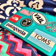preppy decals best 25 preppy laptop stickers ideas on laptop