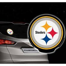 nfl motion activated light up decals power decal light up stickers shark tank products