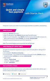 Six Flags Payments Easy Steps To Pay Your Fees U2013 Strathmore University