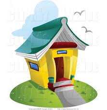 House Design Book Download by Avenue Clipart Of A House With A Book Roof By Bnp Design