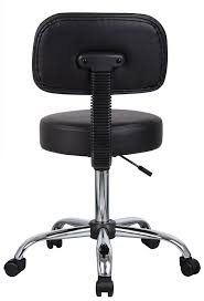 amazon com boss office products b245 bk be well medical spa stool