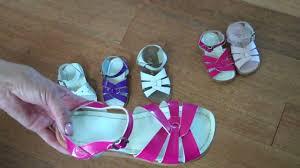 saltwater sandals youtube