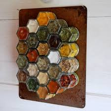 Diy Magnetic Spice Rack Best 25 Magnetic Spice Racks Ideas On Pinterest Magnetic Spice