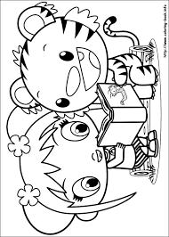 ni hao kai lan coloring pages u2013 toy hub