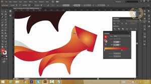 how to create a logo design with new animal styles in adobe
