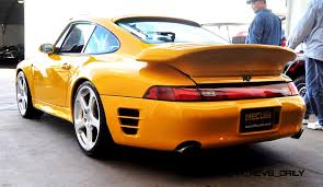 ruf porsche 911 1997 ruf porsche 911 turbo r yellowbird 23