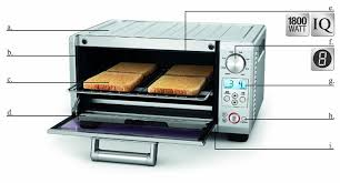 Breville 4 Slice Smart Toaster Mysnackbars Net Breville Bov450xl Mini Smart Oven With Element Iq