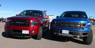 ford raptor vs toyota tundra vs archives the fast truck