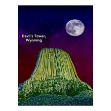 Wyoming travel posters images 173 best mateo teepee devil 39 s tower wyoming images jpg