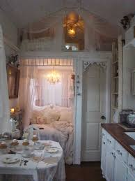 Shabby Chic Vintage Home Decor A Joyful Cottage Living Large In Small Spaces A Tour Of Shabby
