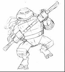 brilliant raphael ninja turtle coloring ninja turtles