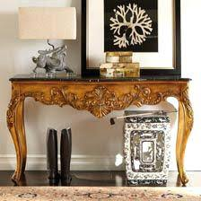 Ethan Allen Console Table Console Tables Sofa And Entrance Ethan Allen Donatella Table