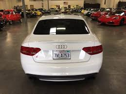audi s5 coupe white white audi s5 in california for sale used cars on buysellsearch