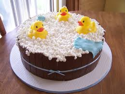 baby boy shower cakes edee u0027s edible creations boy rubber ducky