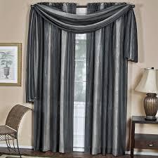 ombre curtain scarf walmart com