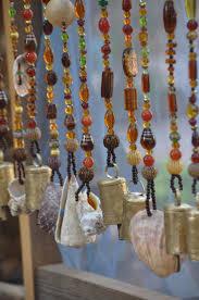 Crystal Beaded Curtains Australia by Door Beaded Curtains Door Beads With Sea Shells Seashells