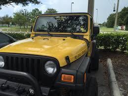 jeep rubicon yellow jeep life jeep club yellow tj 2 jeep wrangler tj 1997 2006