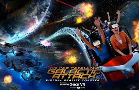Movies Six Flags Mall Six Flags Announce Mixed Reality Galactic Attack On Vr Coaster