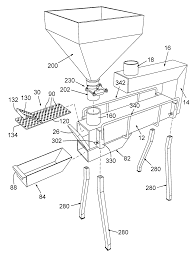 Pellet Burner Patent Us8020547 Pellet Stove Google Patents