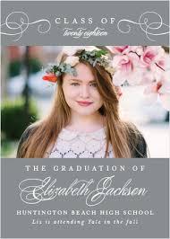 senior graduation announcements 2018 graduation announcements invitations for high school and