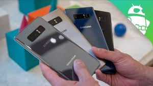 what color are guide signs samsung galaxy note 8 color comparison which one will you choose