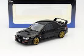 Subaru Impreza 22b Year 1998 Black Metallic 1 18 Autoart Ebay