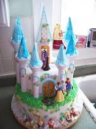 snow white castle cake castle cakes pinterest