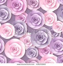 flowers seamless pattern element vector background vector roses flowers seamless pattern element stock vector 636255683