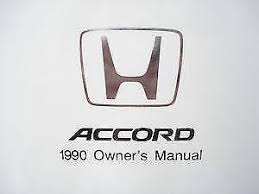 2004 honda accord owners manual pdf honda accord manual ebay