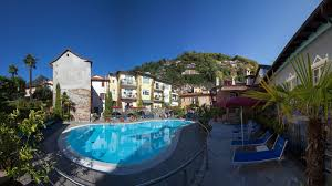 hotel cannero swimming pool