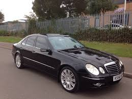 mercedes benz e320 cdi sport 2006 56 reg in sparkbrook west
