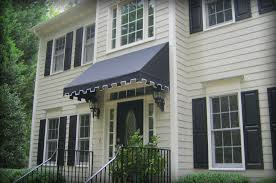 Glass Awning Design Glass Front Door Awnings The Different Styles Of Front Door