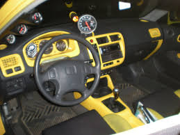 honda civic 2000 modified honda civic interior car models