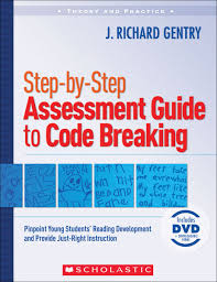 amazon com step by step assessment guide to code breaking
