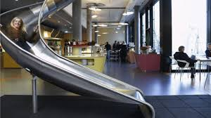 Google Ireland Office Why The Future Office Will Be As Much About Fun As Work Bbc News