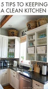 keep kitchen clean 5 tips to keeping a clean kitchen 587x1066 jpg