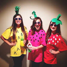 hobby lobby halloween crafts follow linseykfulton diy fruit costumes we bought plain