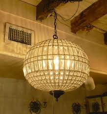 antique chandelier awful crystal ball pendant antique chandeliers bevolo gas electric