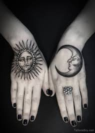 sun tattoos designs pictures page 8