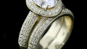 beguile figure wedding ring enhancer for princess cut excellent