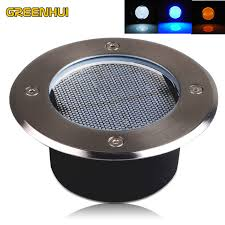 Led Solar Deck Lights - aliexpress com buy high quality ip65 stainless steel ground