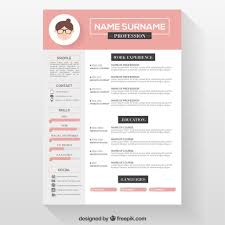 one page resume templates one page resume template word best resume and cv inspiration