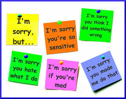 the 4 steps to an effective apology benjamin hawes